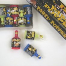 Party Poppers & Cannons