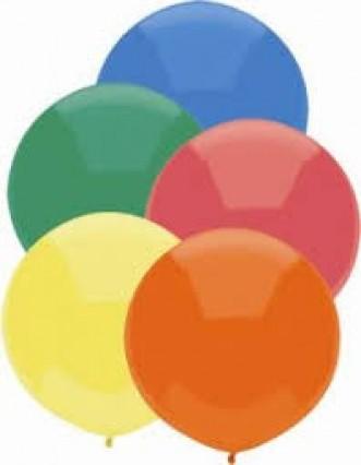 "36"" Asstd Colour Balloons"