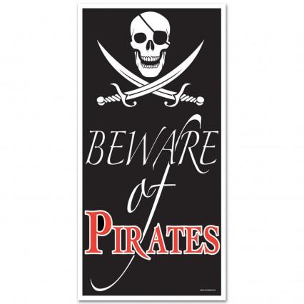 Pirates Door Cover