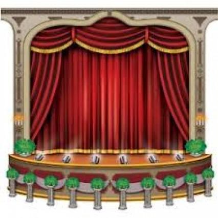 Scene Setter Add On - Black Tie Stage Prop