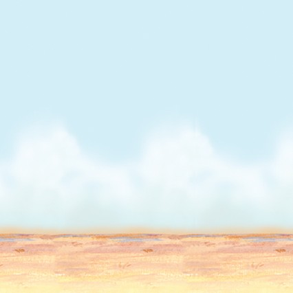 Scene Setter - Desert Sky & Sand