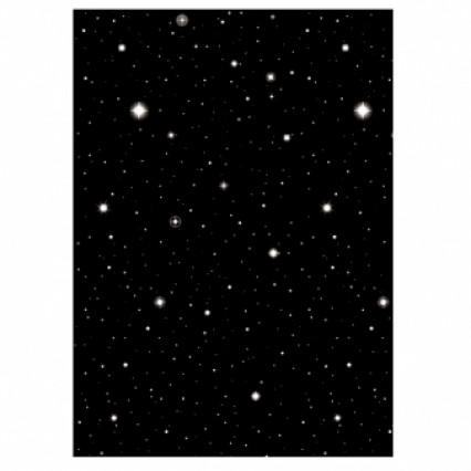Scene Setter - Starry Night Backdrop