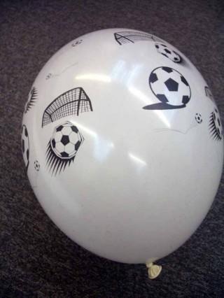 All Over Print Balloons - Football