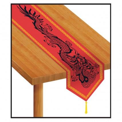 Asian Table Runner