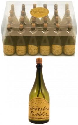 Champagne Bottle Bubbles
