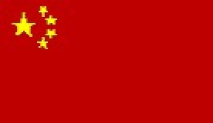 Large Polyester Flag - China