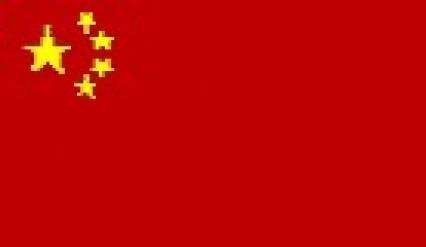 Large Polyester Flag - China