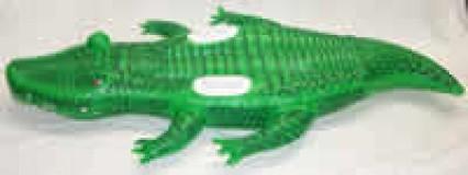 Giant Inflatable Crocodile