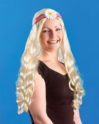 Female Hippy Wig