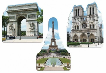 French Cut Outs