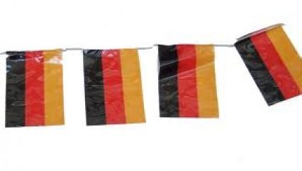 Flag Bunting - 4 metres - Germany
