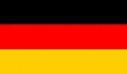 Large Polyester Flag - Germany