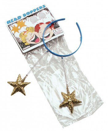 Headboppers - Gold Stars