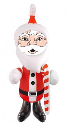 Inflatable Santa 120cm