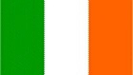 Large Polyester Flag - St Patrick (Ireland)