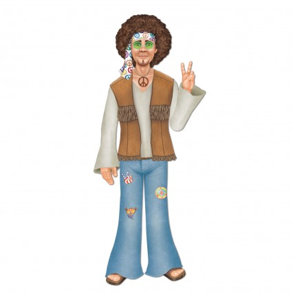 Jointed Male Hippy
