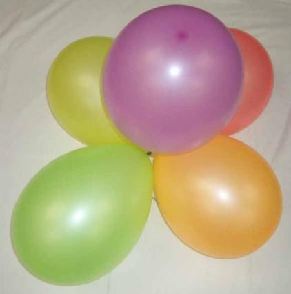 """10"""" Neon Balloons"""