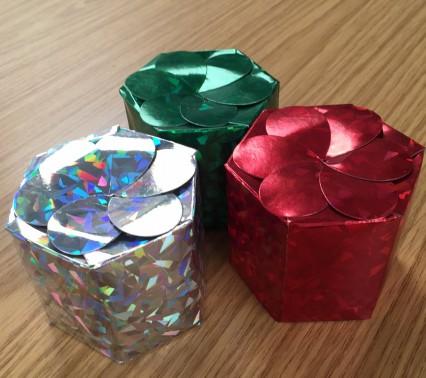 Individual Novelty Boxes