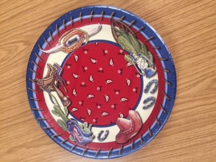 Out West Plates