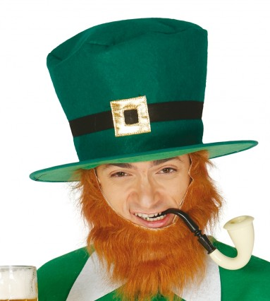 Felt Leprechaun Hats