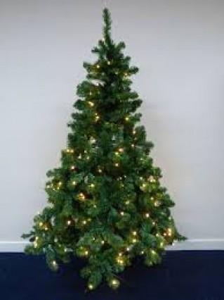 "Pre Lit Tree with 200 LED lights 72""/180cm"