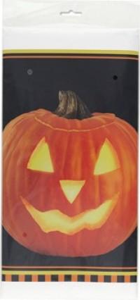 Pumpkin Glow Tablecover