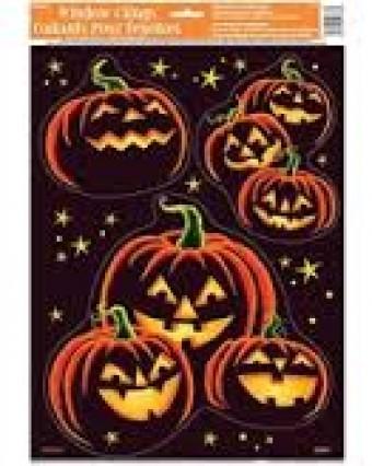 Pumpkin Grin Tablecover