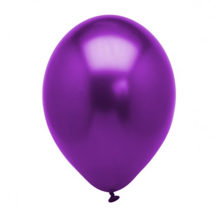 "10"" Metallic/Pearlised Balloons"