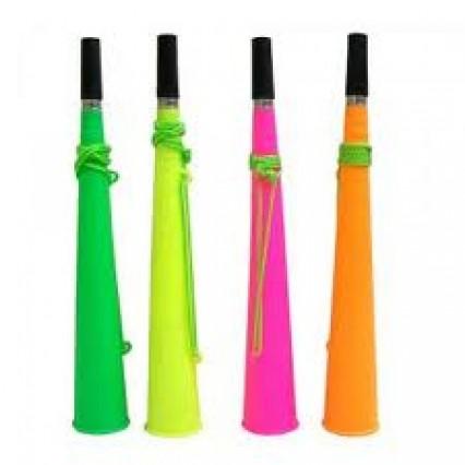 Rave Horns - Neon Colours