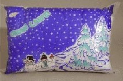 Snow Cover Blanket