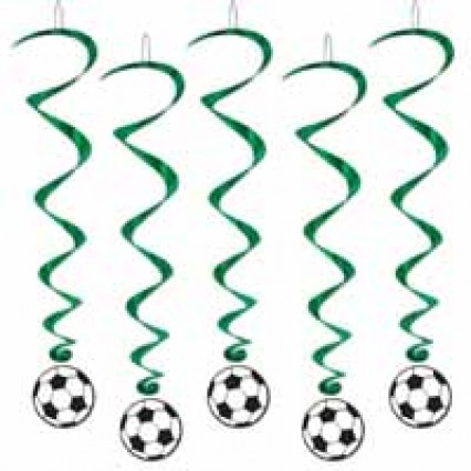 Soccer Ball Whirls