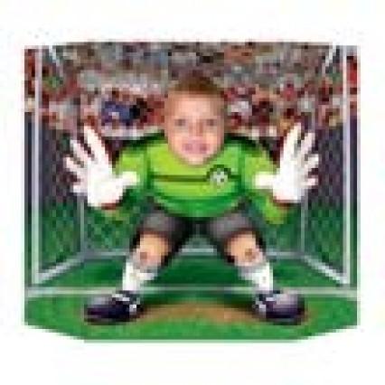Soccer Photo Prop