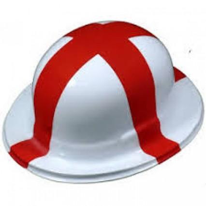 St George Plastic Bowler Hat