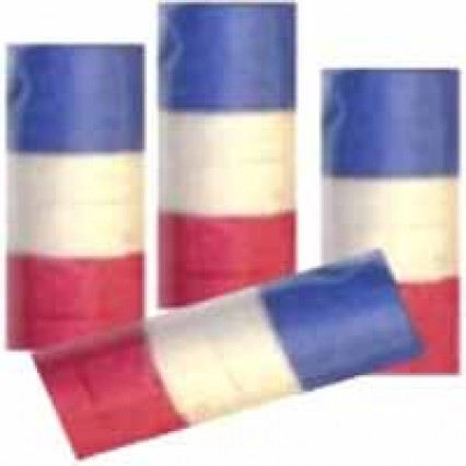 Assorted Colour Throw Streamers