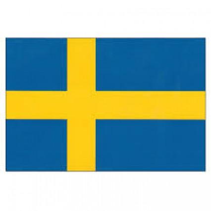 Hand Held Flags - Sweden