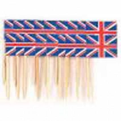 Union Jack Flag Picks