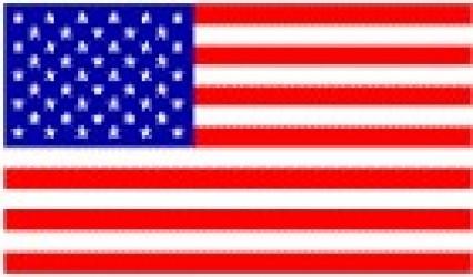 Large Polyester Flag - USA