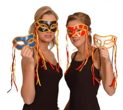 Deluxe Venetian Eye Masks