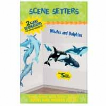 Scene Setter Add On - Whales & Dolphin
