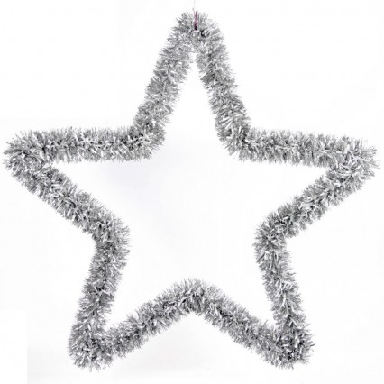 Tinsel Star - 5 points