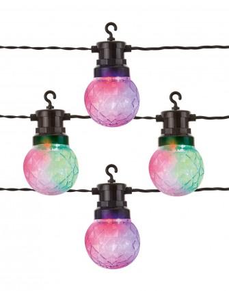 16 Connectable Festoon Lights - 48 LEDs