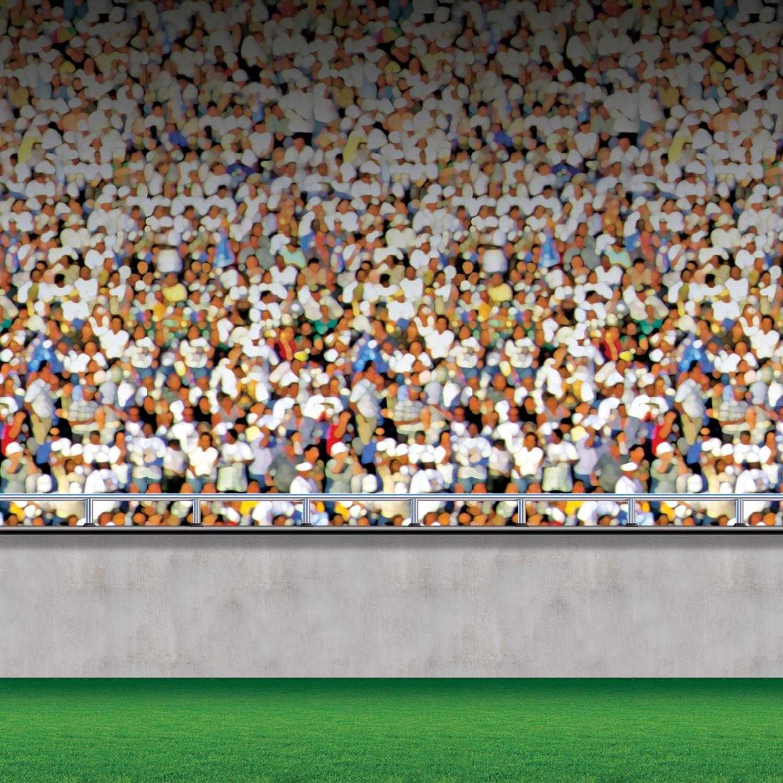Scene Setter Lower Deck Stadium Football Sports
