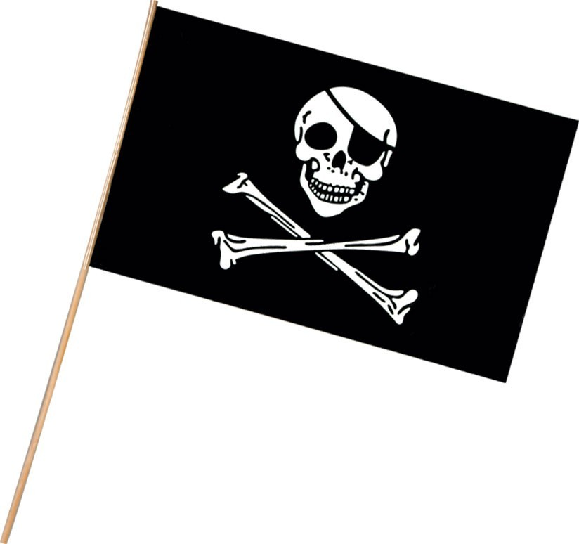Hand Held Flags Pirate Flags Flags Flags Amp Bunting