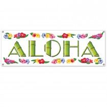 Aloha Sign Banner