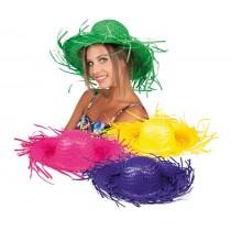 Paradise Straw Beachcomber Hats