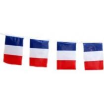 Flag Bunting - 4 metres - France