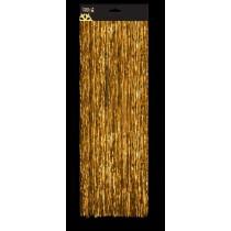 Gold Lametta Strands