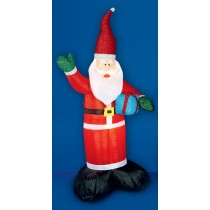 Air Blown Santa