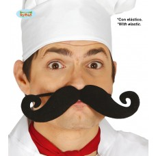 Giant Chef Moustache