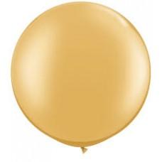 "36"" Metallic Latex Balloons"